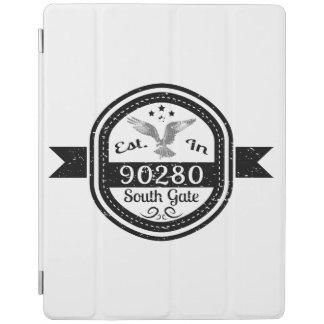 Etablerat i södra grind 90280 iPad skydd