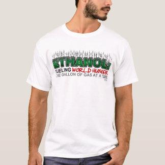 Ethanol: Tanka världshungrig Tee Shirts