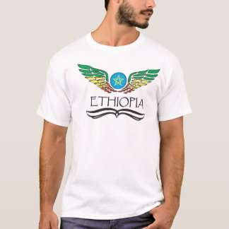 ethiopia påskyndade t shirt