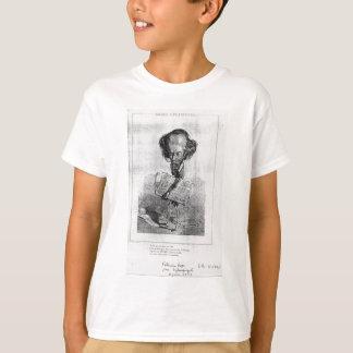 Étienne Soubre vid Felicien Rops T-shirts