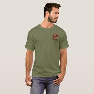 Etikett för Munchener ölvintage Tshirts