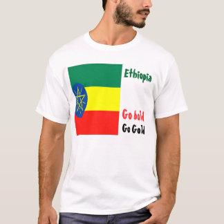 Etiopia OSt-skjortor Tröjor