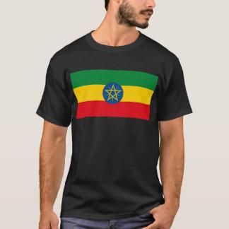 Etiopien flaggaT-tröja T-shirts