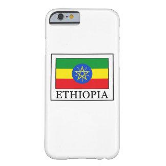 Etiopien mobilt fodral barely there iPhone 6 skal