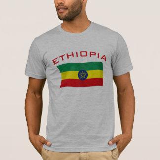 Etiopisk flagga 2 tshirts