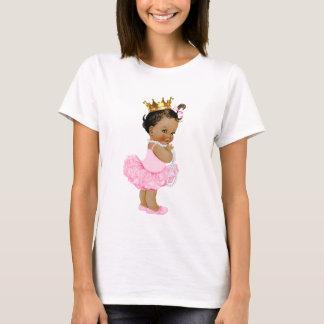 Etnisk Princess Behandla som ett barn T-shirt