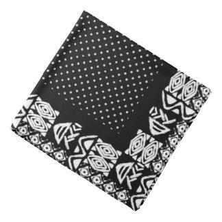 Etniskt seamless mönster för vektoramerikan scarf