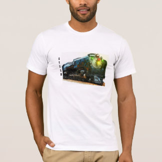 Ett ångatåg tröjor