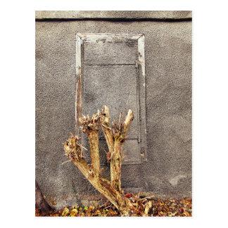 Ett biet av förflutnan vykort
