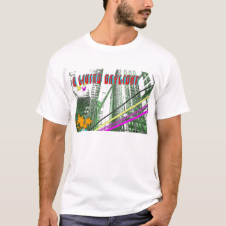 Ett bosatt dagsljus t shirts