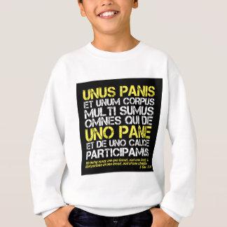 Ett bröd, ett förkroppsligar, tröjan t-shirt