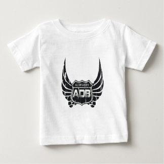 ett drev vid logotypen tröja
