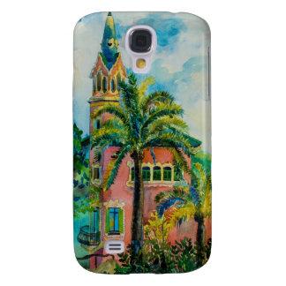 Ett fodral i Gaudi stil Galaxy S4 Fodral