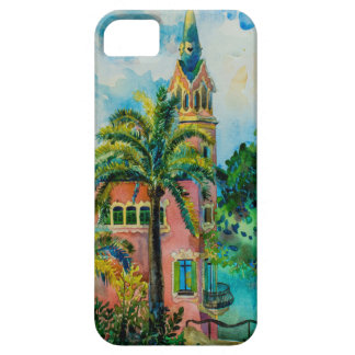 Ett fodral i Gaudi stil iPhone 5 Case-Mate Skydd