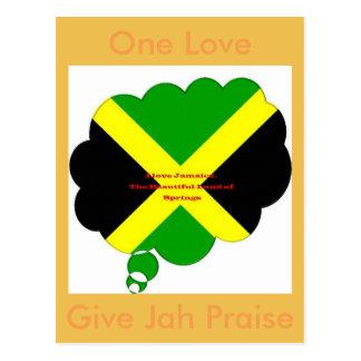 Ett kort för kärlekgeJah beröm