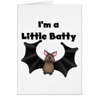 Ett lite Batty Hälsningskort