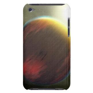 Ett molnigt Jupiter-något liknande planet som iPod Case-Mate Cases