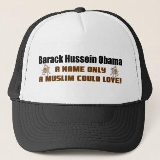 Ett namn, endast som en Muslim kunde älska! Truckerkeps