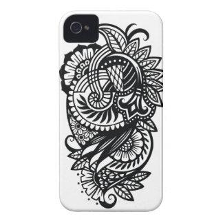Ett nytt löv:  Paisley -- iPhone 4 täcker Case-Mate iPhone 4 Fodral