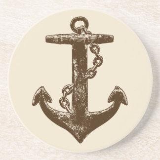 Ett piratliv anchorcoaster_1 underlägg för glas
