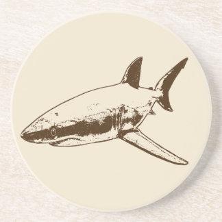 Ett piratliv sharkcoaster_1 underlägg för glas