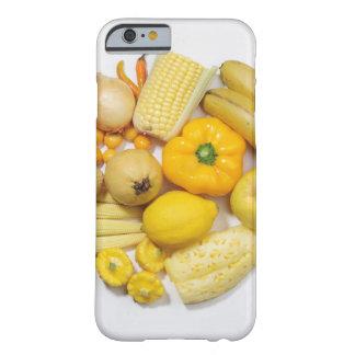 Ett val av gultfrukter & vegetables. barely there iPhone 6 fodral