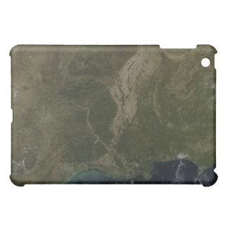 Ettfritt beskådar av det sydliga Unitedet States iPad Mini Skal