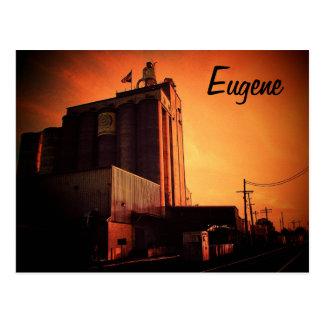 Eugene vykort
