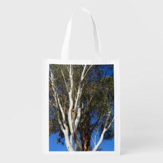 Eukalyptusträd Återanvändbar Påse