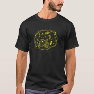 Eukaryotic cell t-shirt