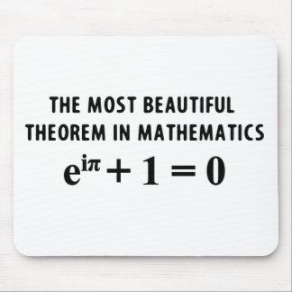 Eulers identitetsmousepad mus mattor