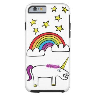 Eunice unicornen - tufffodral för iPhone 6/6s Tough iPhone 6 Case