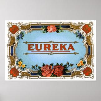 Eureka Poster