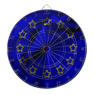 Europa-flagga Darttavla