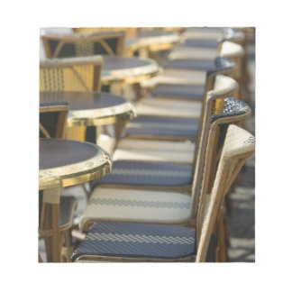 Europa frankrike, Paris, Beaubourg: Cafebord/, Anteckningsblock