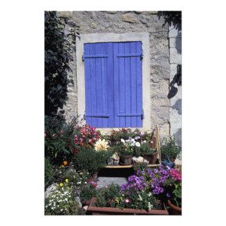 Europa frankrike, Provence, Aix-en-Provence. Fototryck