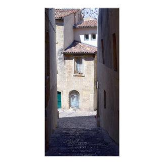 Europa gator fotokort