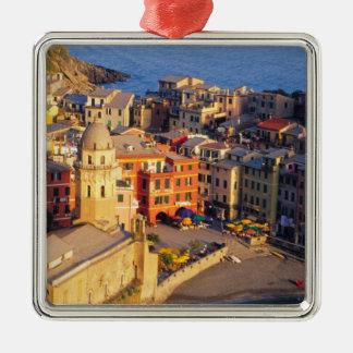 Europa italien, Cinque Terre. By av Vernazza Julgransprydnad Metall