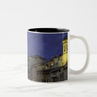 Europa italien, Florence som är arkitektonisk Två-Tonad Mugg