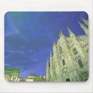 Europa italien, Lombardia, Milan. Duomoen, Musmatta