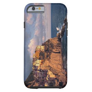 Europa italien, Manarola. Klippa-kura ihop sig Tough iPhone 6 Fodral