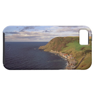 Europa Skottland, Aberdeen. Fast utgift beskådar iPhone 5 Cover