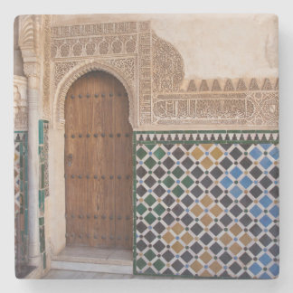 Europa Spanien, Andalusia, Granada, Alhambra Underlägg Sten
