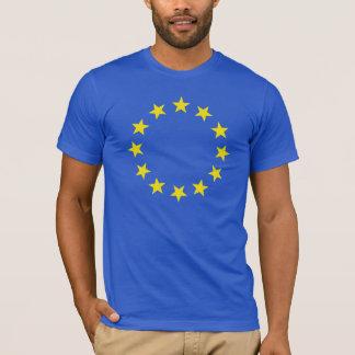Europeiska unionflagga tröjor