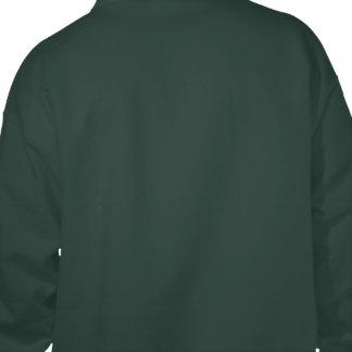 Euskal Herria dräkt Sweatshirt Med Luva