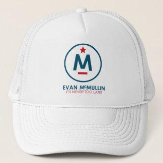 Evan McMullin - det är aldrig för sent Truckerkeps