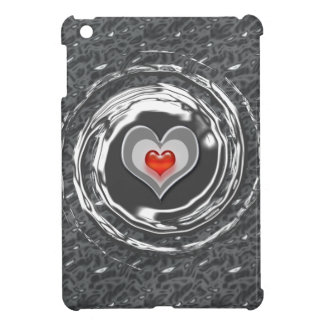 Evig kärlek I-Vadderar fodral iPad Mini Mobil Skydd