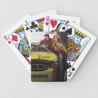 Evig speedway spelkort