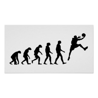 Evolution av basket poster