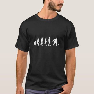 Evolution-Hockey T-shirt